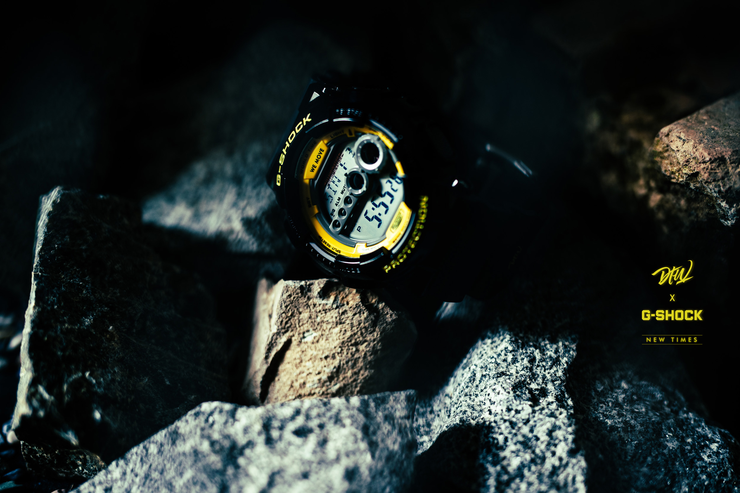 DTW x G-Shock Releases 20/01/17