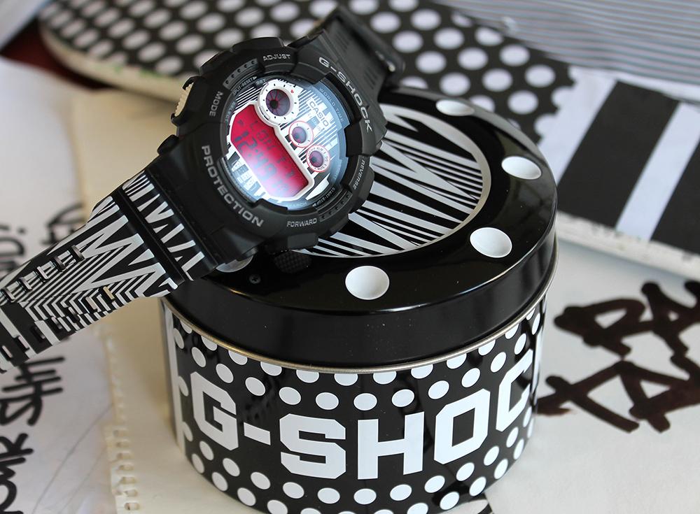 G-Shock X Marok GD-120