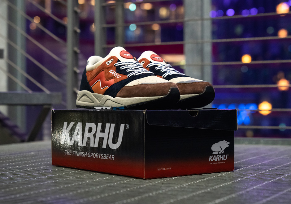 "Karhu Aria 'Night Sky"" Pack"