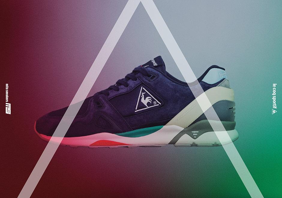 Le Coq Sportif x Mita Sneakers