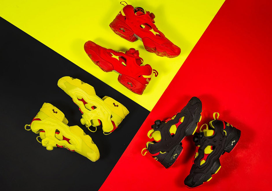 Reebok Instapump Fury OG x Packer Shoes
