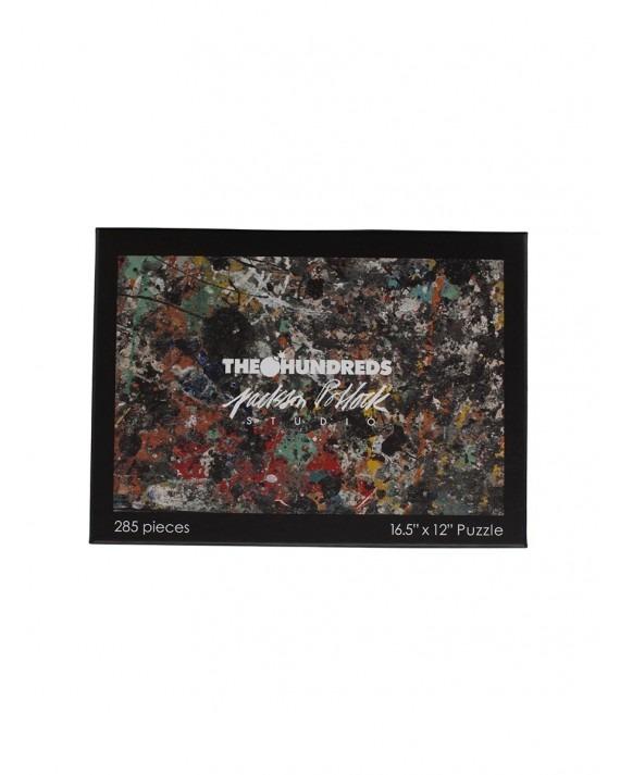 The Hundreds x Jackson Pollock Puzzle