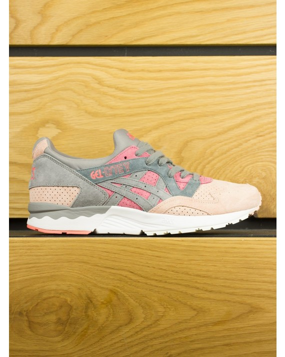 Asics Gel Light V - 'Pastel' Mauve Wood Aluminium