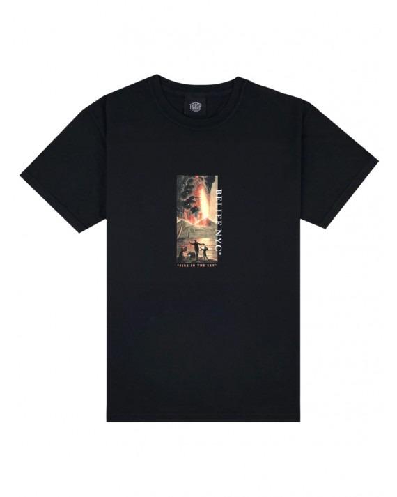 Belief Active T-Shirt - Black