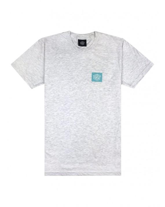 Belief Box Logo T-Shirt - Ash