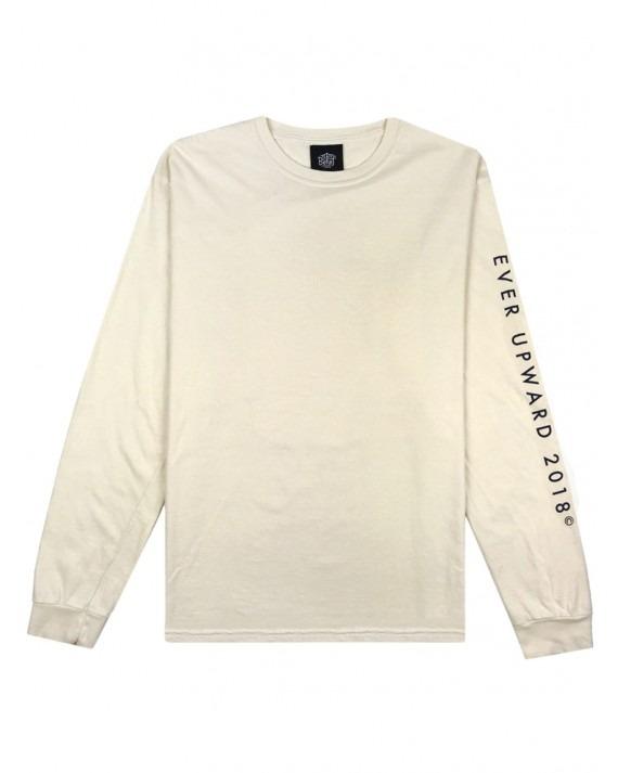 Belief Tidal L/S T-Shirt - Ivory
