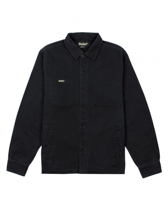 Belief Westchester Work Coat - Black