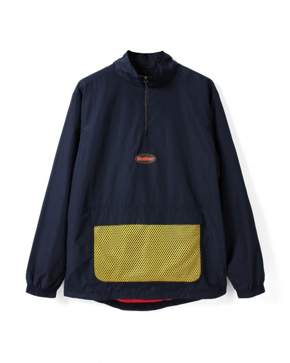 Butter Goods Mesh Track Jacket - Navy