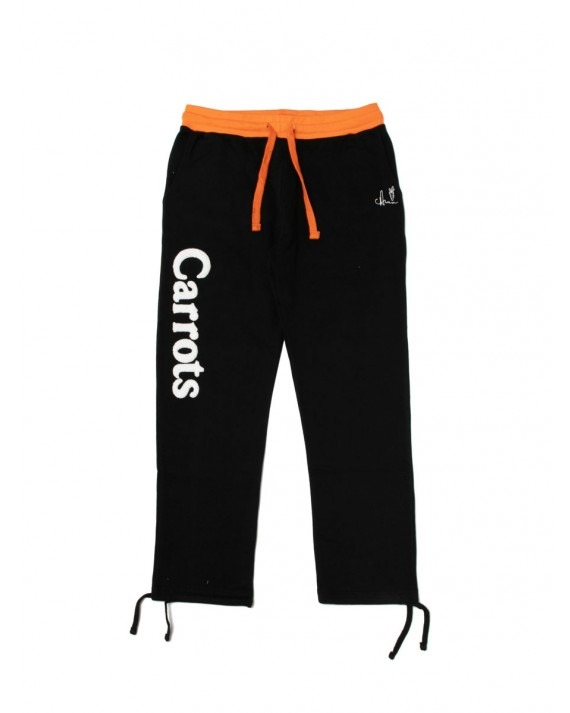 Carrots Wordmark Sweatpants - Black