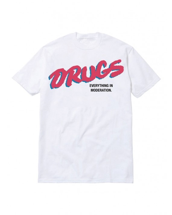 CLSC Dare T-Shirt - White