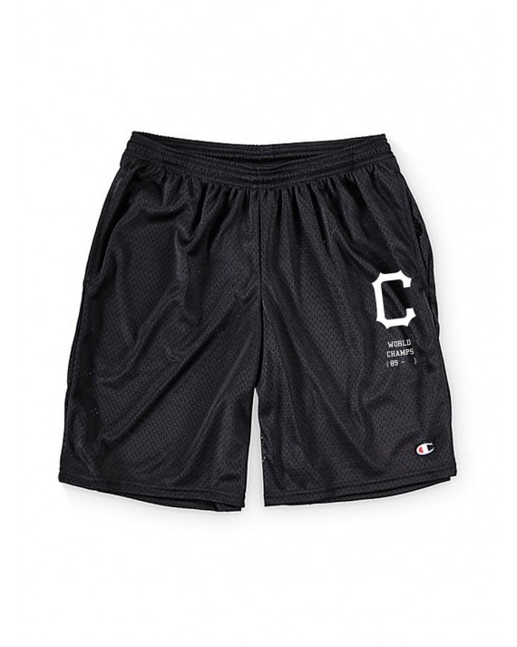 CLSC Practice Champion Mesh Shorts - Black