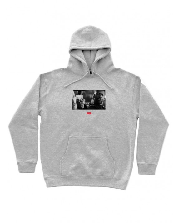 CLSC Training Day Pullover Hoody - Heather Grey