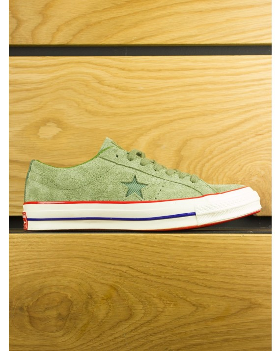 Converse x Undefeated One Star '74 - Capulet Olive