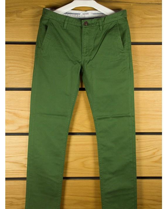 Diamond Supply Classic Chino Pant Slim Fit 8 oz - Bronze Green