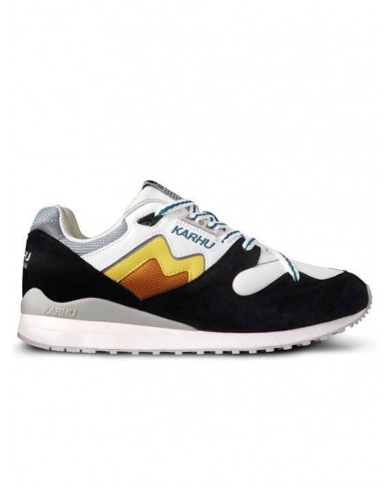 """Karhu Synchron Classic """"Catch Of The Day Pack"""" - Jet Black Celery"""