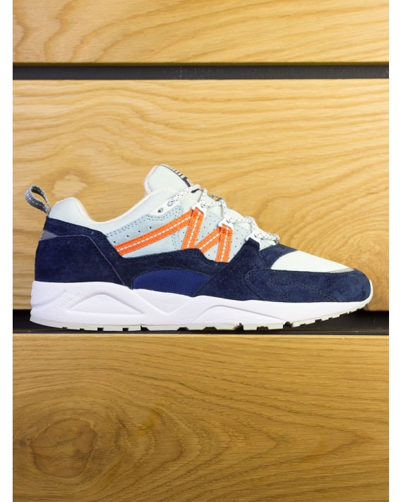 """Karhu Fusion 2.0 """"Catch Of The Day Pack PT 2"""" - Patriot Blue Blue Flower"""