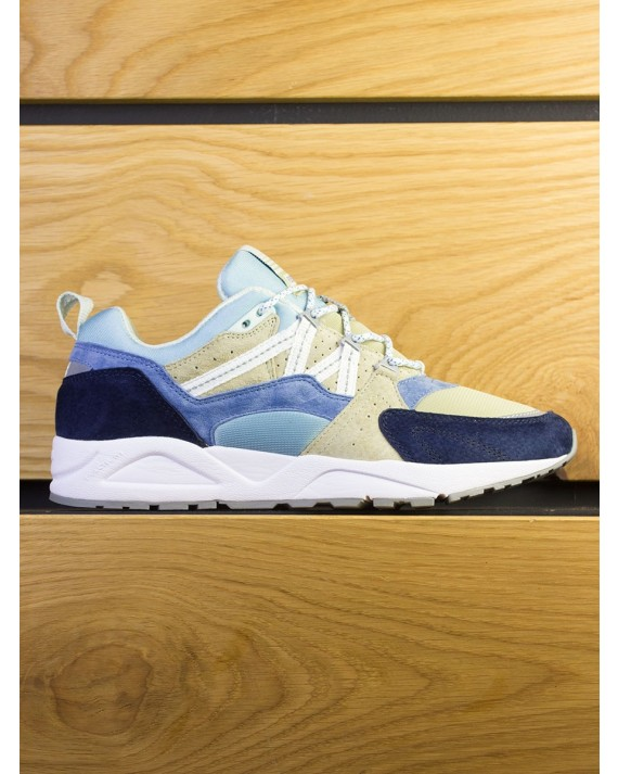 """Karhu Fusion 2.0 """"Monthless Pack"""" - Moonlight Blue Pale Olive Green"""