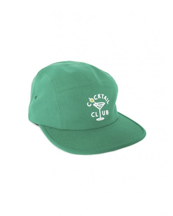 Good Worth & Co Cocktail Club Caper 5 Panel - Green