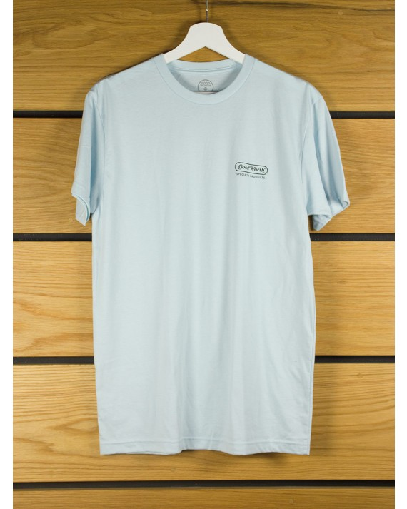 Good Worth & Co Specialty T-Shirt - Light Blue