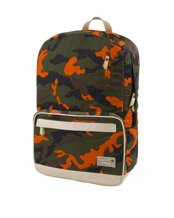 Hex Signal Backpack Watney - Orange Camo