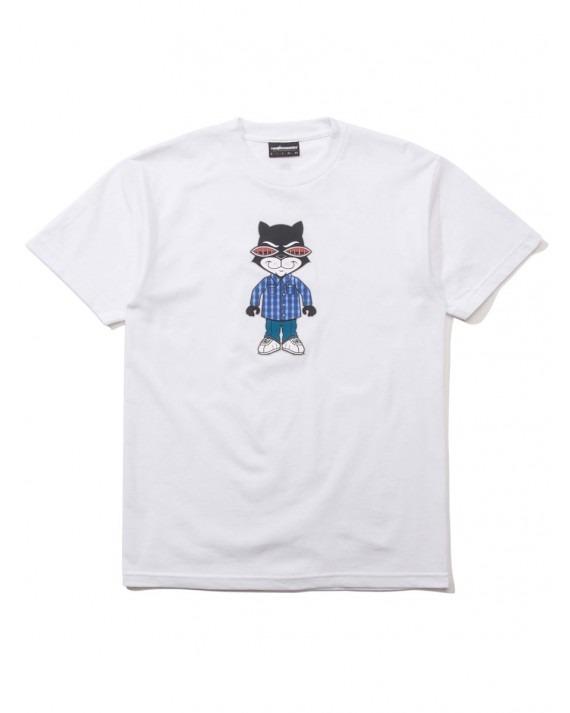 The Hundreds x Mr Cartoon Bronson T-Shirt - White