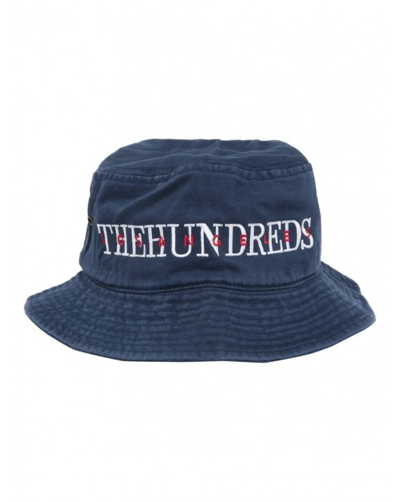 The Hundreds Perry Bucket Hat - Navy