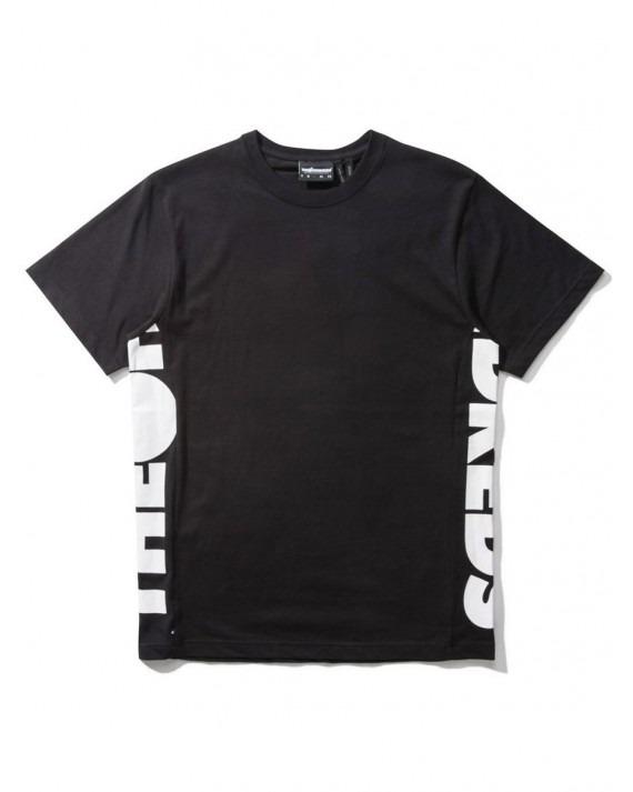 The Hundreds Sideways SS T-Shirt - Black