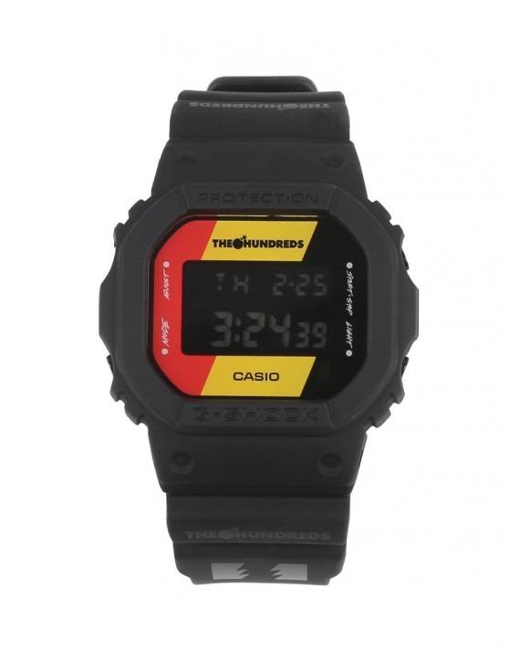 G-SHOCK x THE HUNDREDS DW-5600HDR - 1ER Black