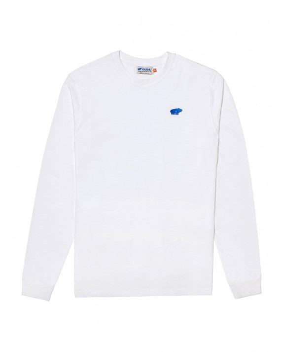Karhu Air Cushion L/S T-Shirt - White
