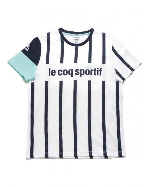 Le Coq Sportif x 24 Kilates T-Shirt - Optical White