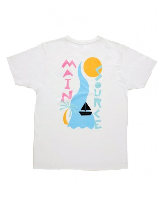 Main Source Voyage T-Shirt - White