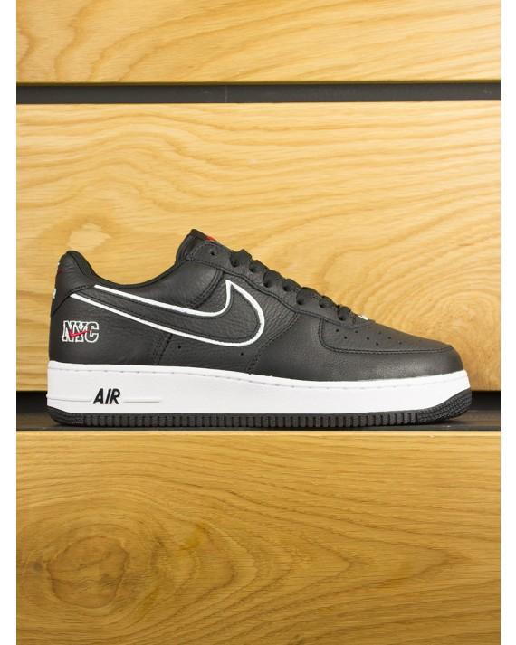 Nike Air Force 1 Low Retro NYC - Black White