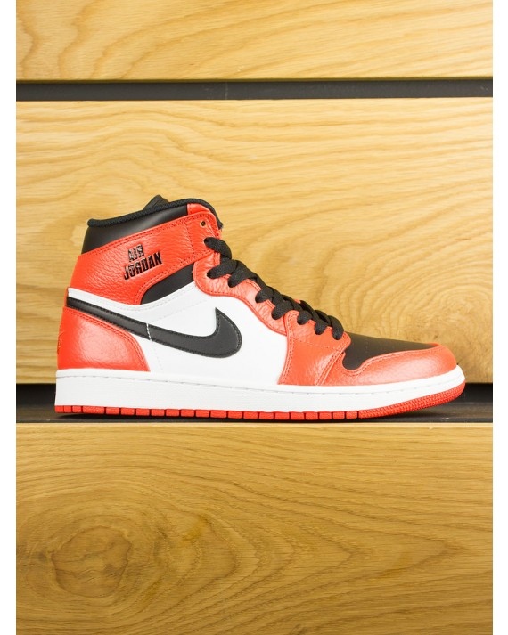 Nike Air Jordan 1 Retro High 'Rare Air' - Max Orange