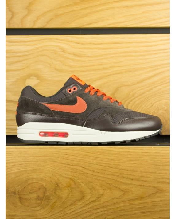 Nike Air Max 1 Premium - Velvet Brown Dusty Peach