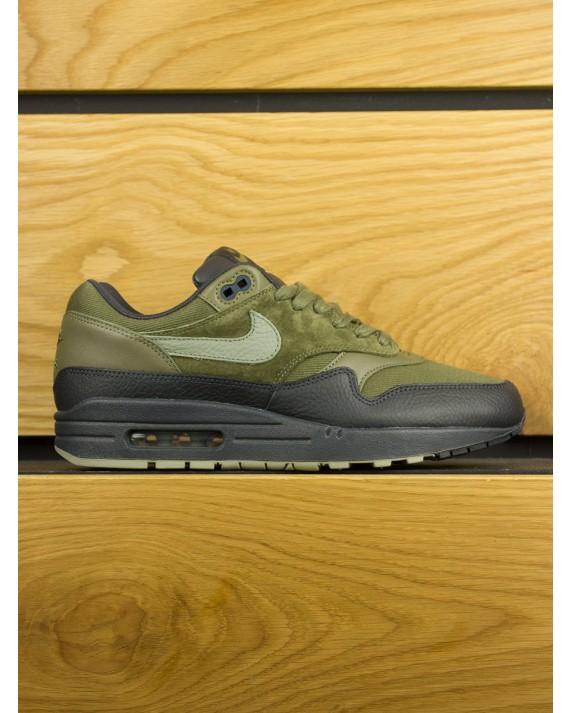 Nike Air Max 1 Premium - Medium Olive Dark Stucco