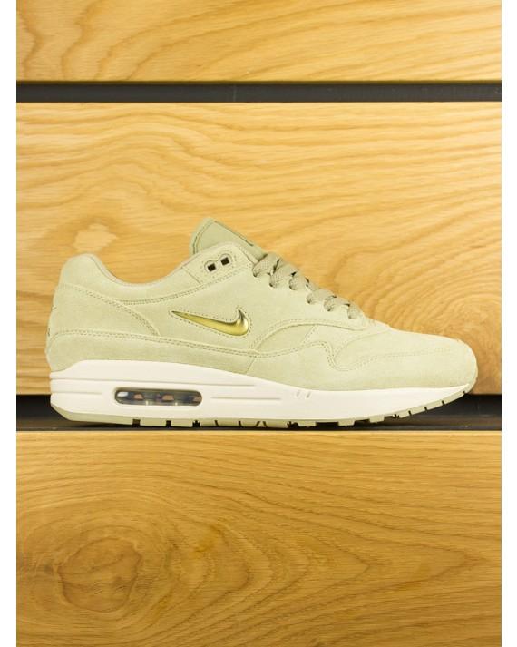 Nike Air Max 1 Premium SC 'Jewel' - Neutral Olive Metallic Gold