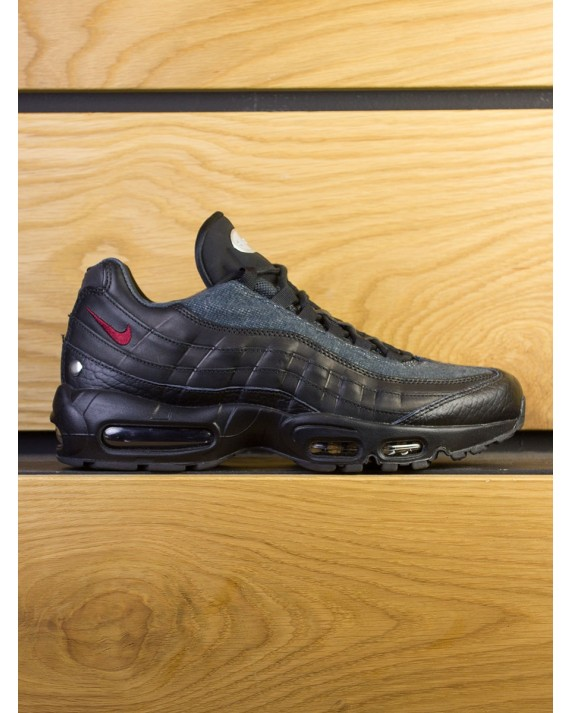 Nike Air Max 95 NRG - Black Team Red Anthracite