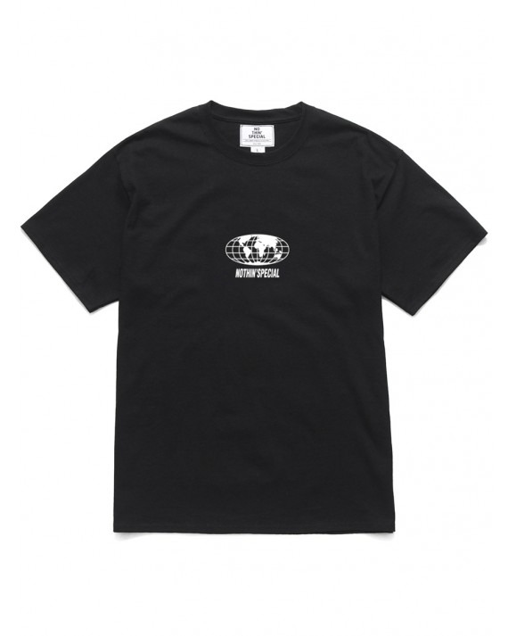 Nothin' Special Bike Spike T-Shirt - Black