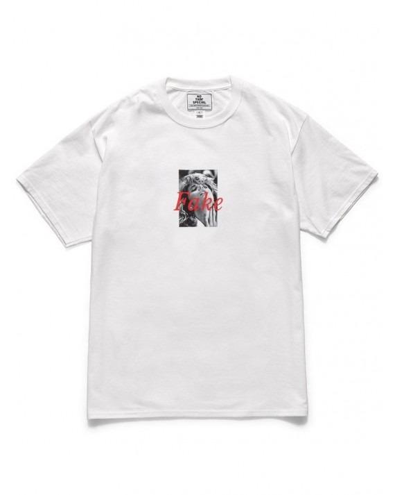 Nothin' Special Fake Orgazm T-Shirt - White
