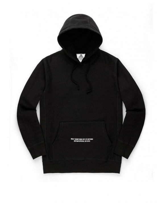 Nothin' Special Friend Pullover Hoody - Black