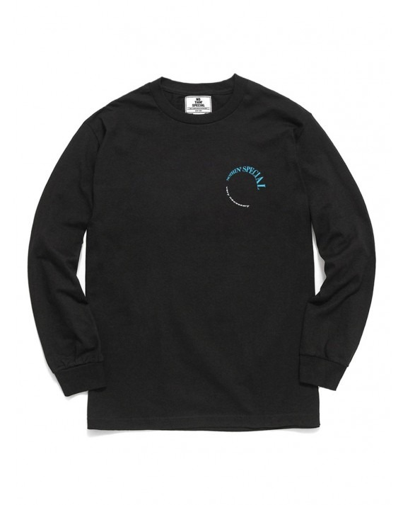 Nothin' Special Very Necessary L/S T-Shirt - Black