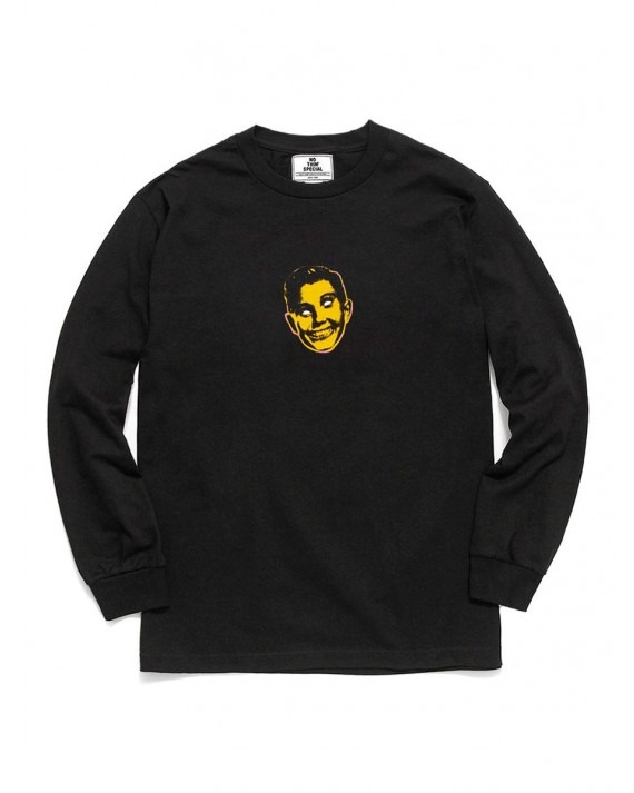 Nothin' Special Power Of Money L/S T-Shirt - Black