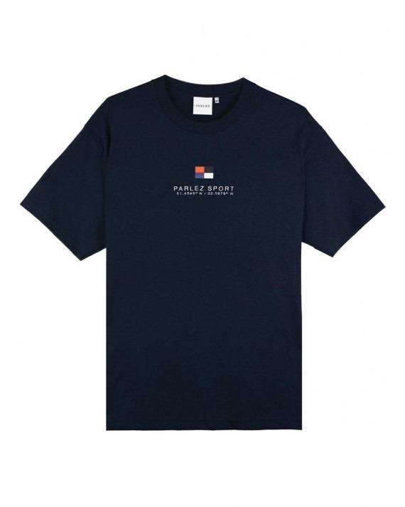 Parlez Corpen T-Shirt - Navy