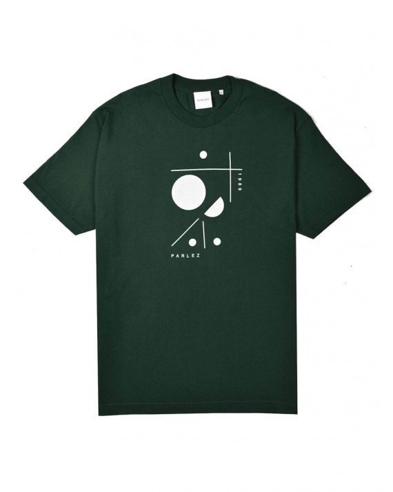 Parlez Shape T-Shirt - Forest