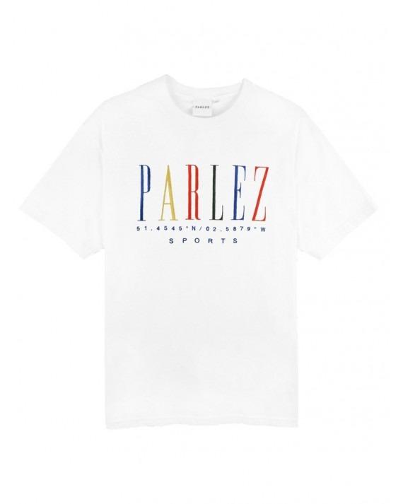 Parlez Tall T-Shirt - White