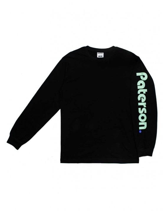 Paterson Advantage L/S T-Shirt - Black