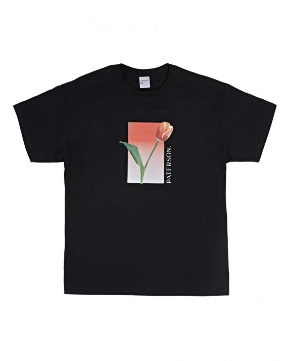 Paterson Tulip T-Shirt - Black