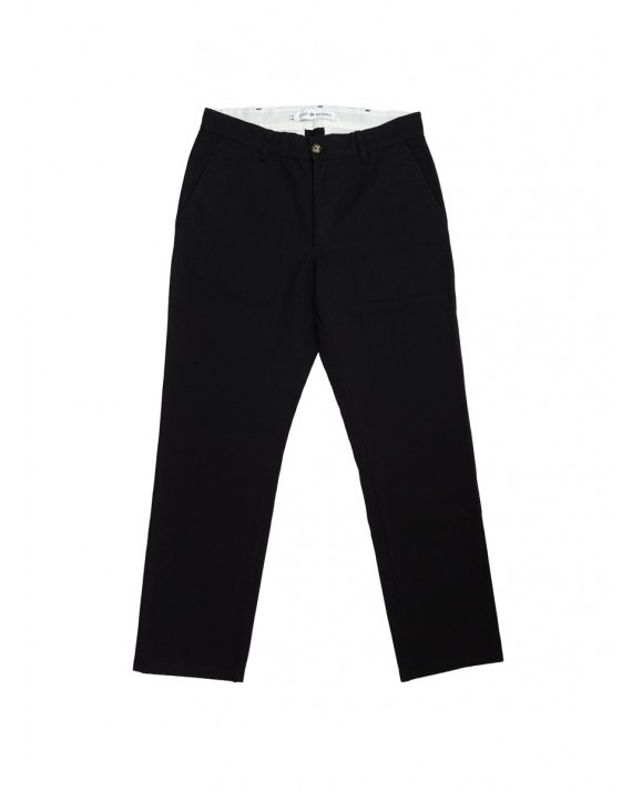 Post Details Labour Pant - Black