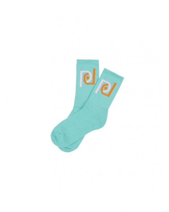 Post Details PD Socks - Aqua