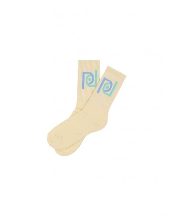 Post Details PD Socks - Yellow